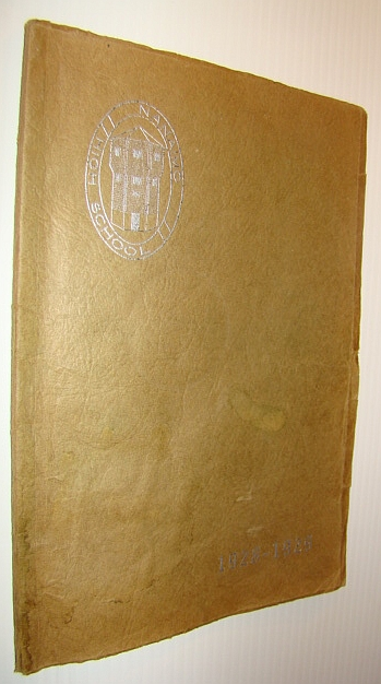 Image for Nanaimo High School Yearbook 1928-1929, Nanaimo, British Columbia (B.C.)
