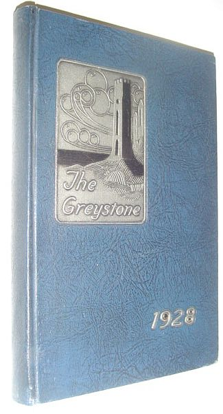 Image for The Greystone 1928 - Yearbook of the University of Saskatchewan