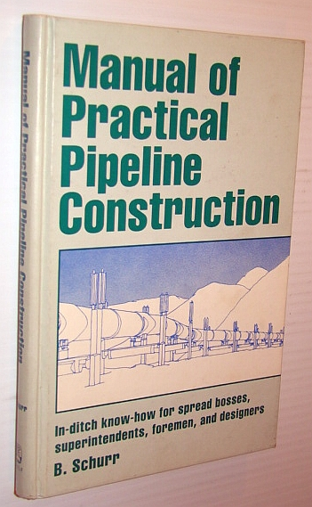 Image for Manual of practical pipeline construction