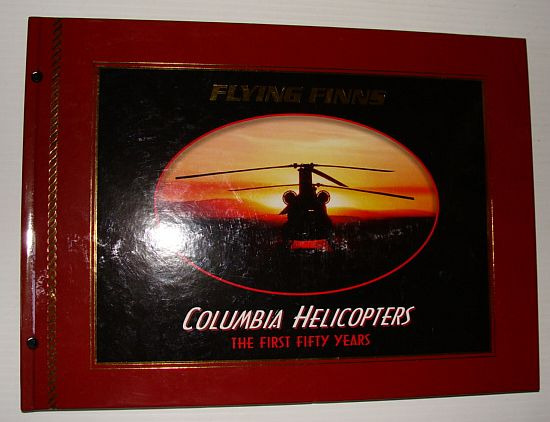 Image for Flying Finns; Columbia Helicopters