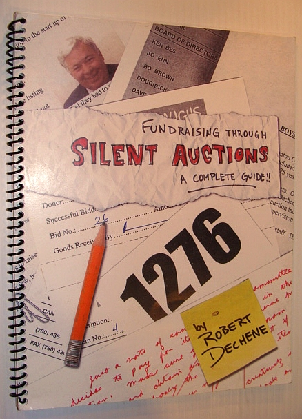 Image for Fundraising Through Silent Auctions - A Complete Guide