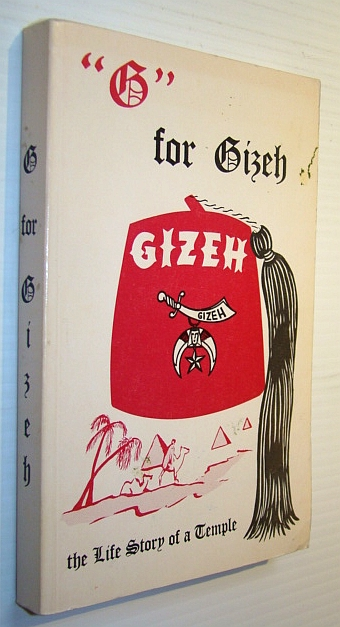 Image for G for Gizeh - The Life Story of a Temple