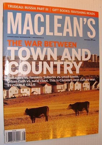 Maclean's Magazine, 29 November 2004, Multiple Contributors
