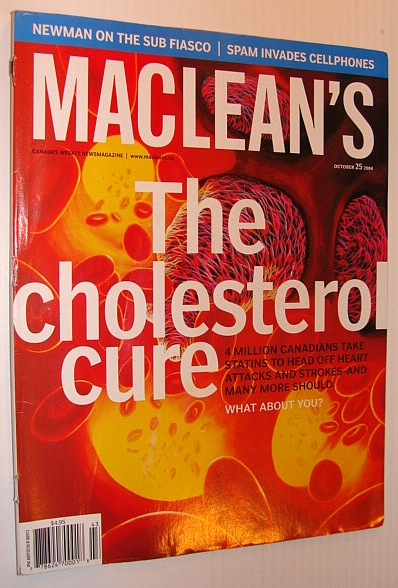 Maclean's Magazine, 25 October 2004, Multiple Contributors