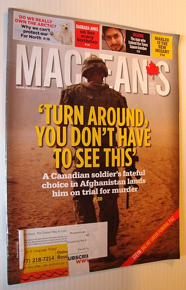 Maclean's Magazine, 24 May 2010, Multiple Contributors