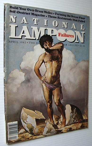 National Lampoon Magazine, April 1982 - Failure Issue, Multiple Contributors
