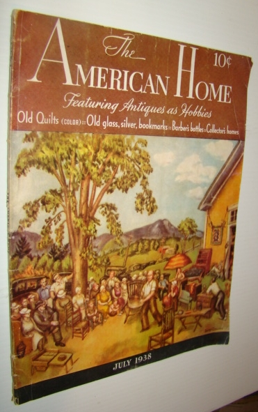 The American Home Magazine, July 1938, Multiple Contributors