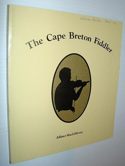 Image for The Cape Breton fiddler