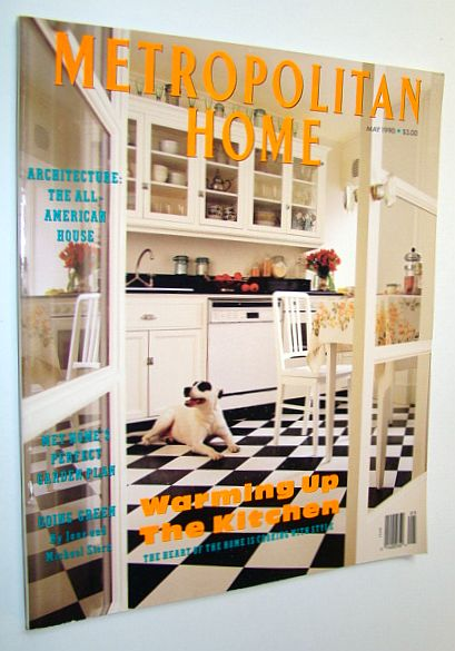 Image for Metropolitan Home Magazine, May 1990