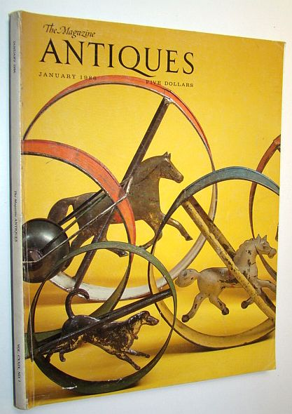 Image for The Magazine Antiques, January 1986 - The Bernard Barenholtz Collection of American Antique Toys