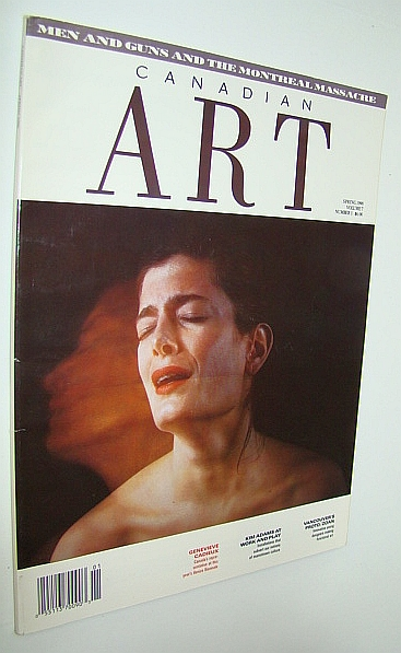 Image for Canadian Art Magazine, Spring 1990, Volume 7, Number 1