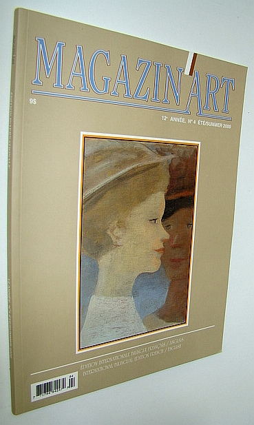 Image for Magazin'Art - Edition Internationale, 12 Annee, No. 4, Summer 2000
