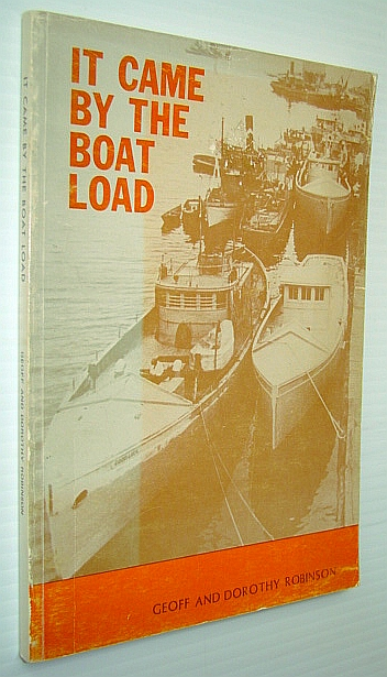 Image for It came by the boat load: Essays on rum-running