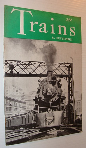 Trains Magazine, September 1942, Vol. 2, No. 11, Multiple Contributors
