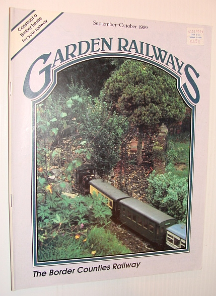 Image for Garden Railways Magazine, September-October 1989