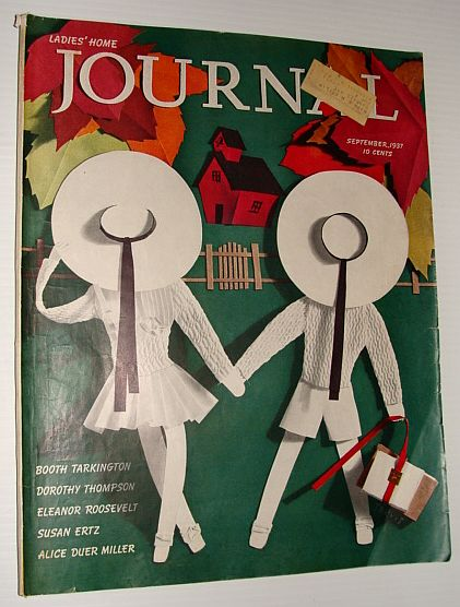Ladies' Home Journal:  September 1937, Multiple Contributors