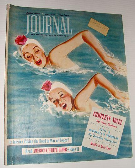 Ladies' Home Journal:  July 1940, Multiple Contributors
