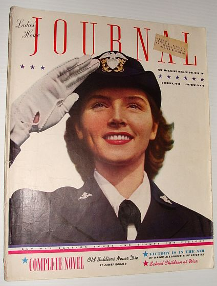 Ladies' Home Journal:  October 1942, Multiple Contributors