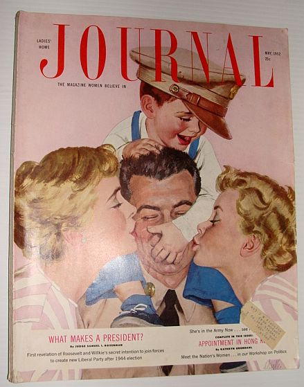 Ladies' Home Journal:  May 1952, Multiple Contributors