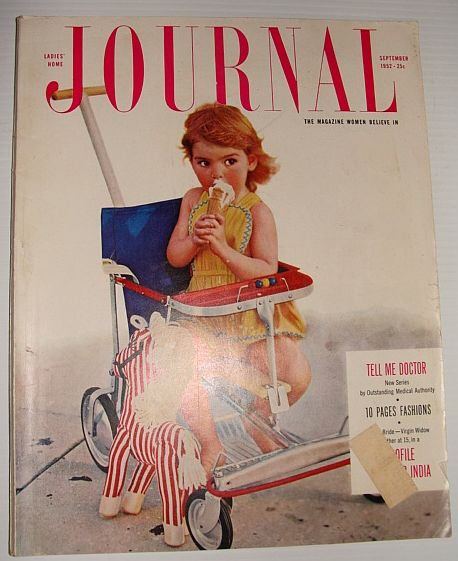 Ladies' Home Journal:  September 1952, Multiple Contributors