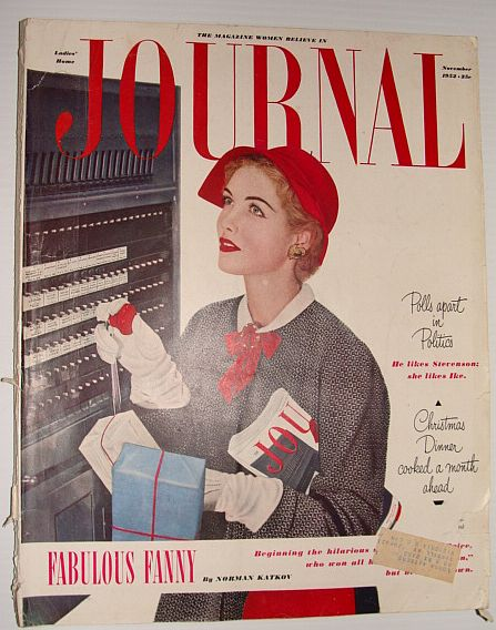 Ladies' Home Journal:  November 1952, Multiple Contributors