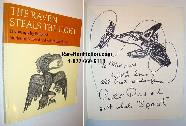 Image for The Raven Steals the Light