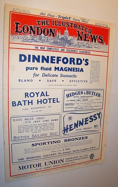 The Illustrated London News, Saturday, November 11, 1939, Various Contributors