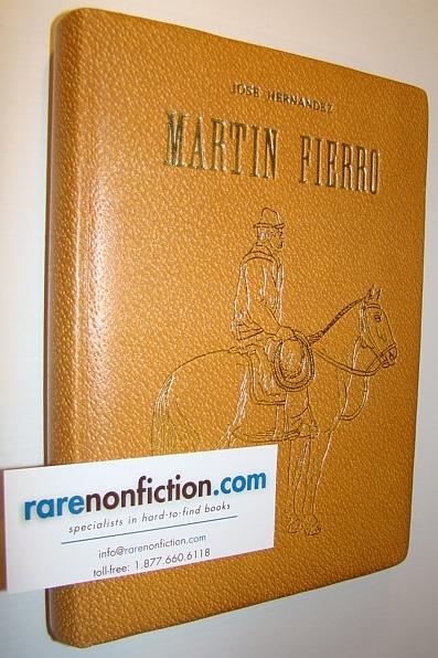 Image for Martin Fierro - Edicion Critica De Angel J. Battistessa - Premio Ricardo Rohas