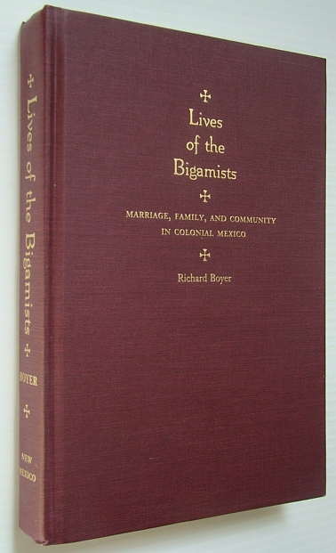Image for Lives of the Bigamists: Marriage, Family, and Community in Colonial Mexico