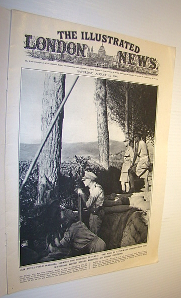 The Illustrated London News, 12 August 1944, Various Contributors