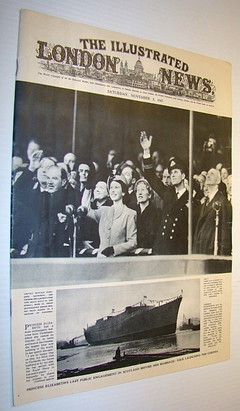 The Illustrated London News, 8 November 1947, Various Contributors