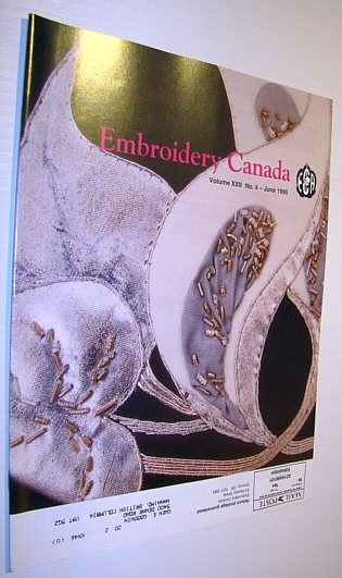 Image for Embroidery Canada Magazine, June 1995