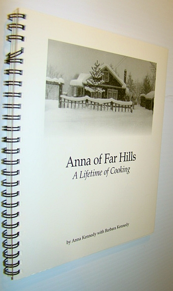 Image for Anna of Far Hills - A Lifetime of Cooking
