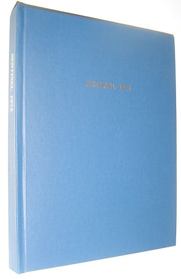 Sentinel 1974 - Publication of the Canadian Forces:  All 1974 Issues Hardbound in One Volume, Multiple Contributors