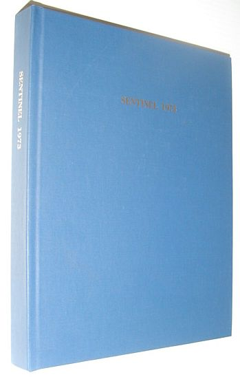 Sentinel 1973 - Publication of the Canadian Forces:  All 1973 Issues Hardbound in One Volume, Multiple Contributors