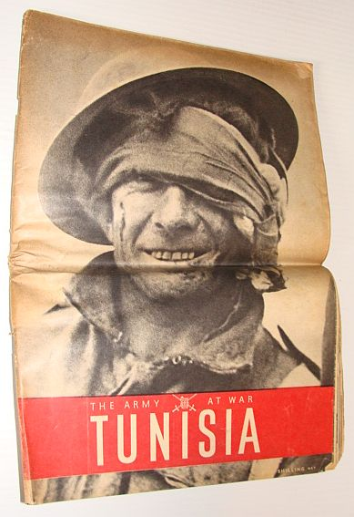 Image for Tunisia - The (English) Army at War