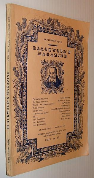 Image for Blackwood's Magazine, July 1965, Number 1797, Volume 298