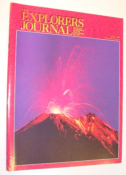 The Explorer's Journal, Winter 1992, Multiple Contributors