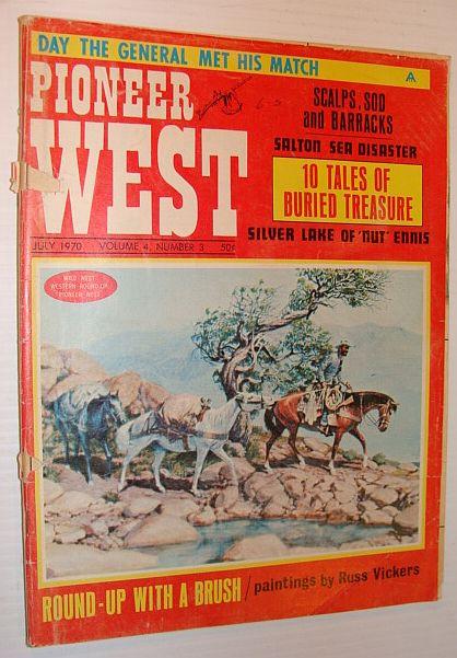 Pioneer West - July 1970, Sultan, Charles: Editor