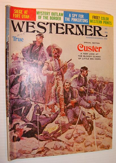 Image for Westerner Magazine - November/December 1969  **Custer - Special Section**