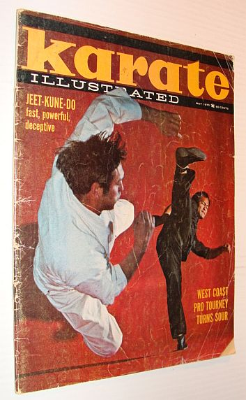 Image for Karate Illustrated Magazine, May 1970