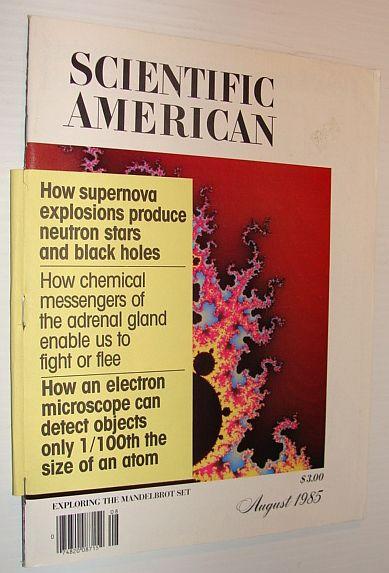 Scientific American Magazine, August 1985, Multiple Contributors
