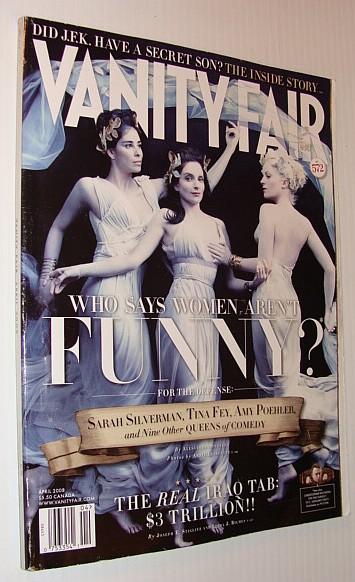 Vanity Fair Magazine, April 2008, Multiple Contributors