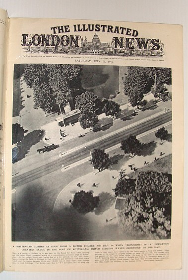 The Illustrated London News, July 26, 1941, Various Contributors