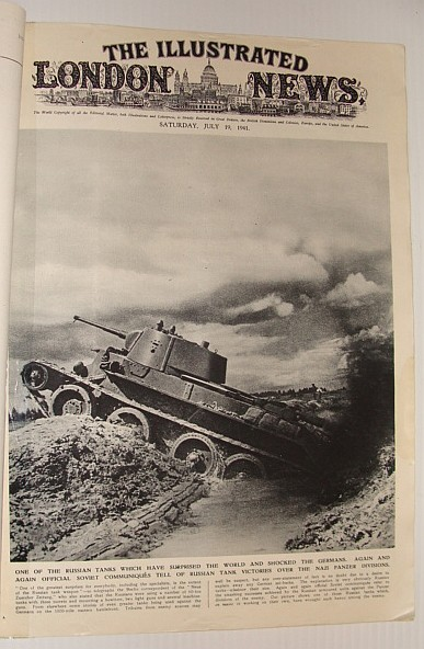 The Illustrated London News, July 19, 1941, Various Contributors
