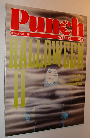 Punch Weekly Magazine, 31 October 1984, Multiple Contributors