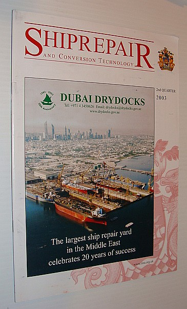 Image for ShipRepair (Ship Repair) and Conversion Technology, 2nd Quarter 2003