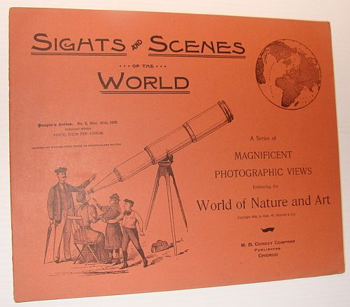 Sights and Scenes of the World: A Series of Magnificent Photographic Views Embracing the World of Nature and Art, People's Series, No. 5, 25 November 1893, Author Not Stated