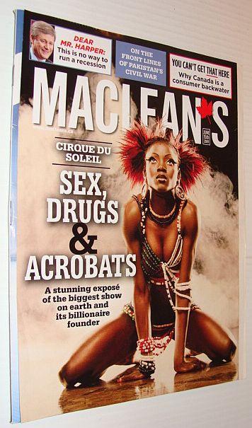 Maclean's Magazine 15 June 2009, Multiple Contributors