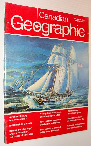 Canadian Geographic Magazine, February/March 1983, Multiple Contributors